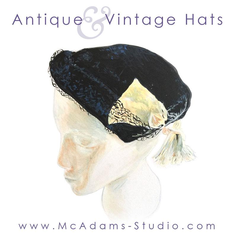 ANtique & Vintage Hates video